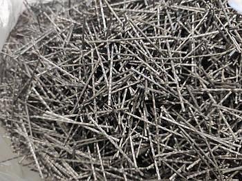 Макрофибра полипропиленовая для армирования бетона