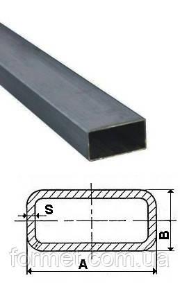 Труба профильная  50*30*3,0 г/к некондиция  (количество ограничено), фото 2