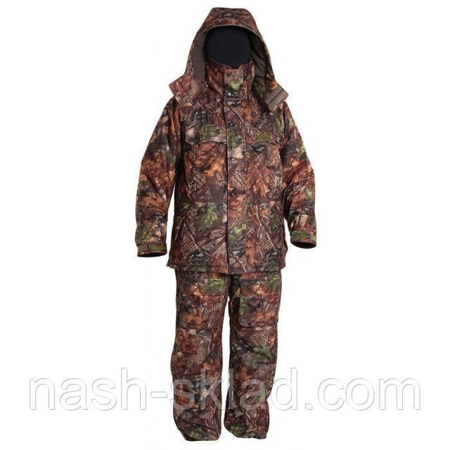 Зимний костюм Norfin Extreme 2 Camo размер XL