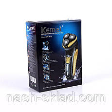 Электробритва Kemei Km-8010, фото 2