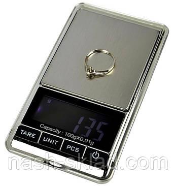 Ювелирные весы 0,01 100гр, фото 2