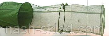 Садок рыболовный Fish, длинна 1.80 метра, идеально подойдет для большого улова, фото 2