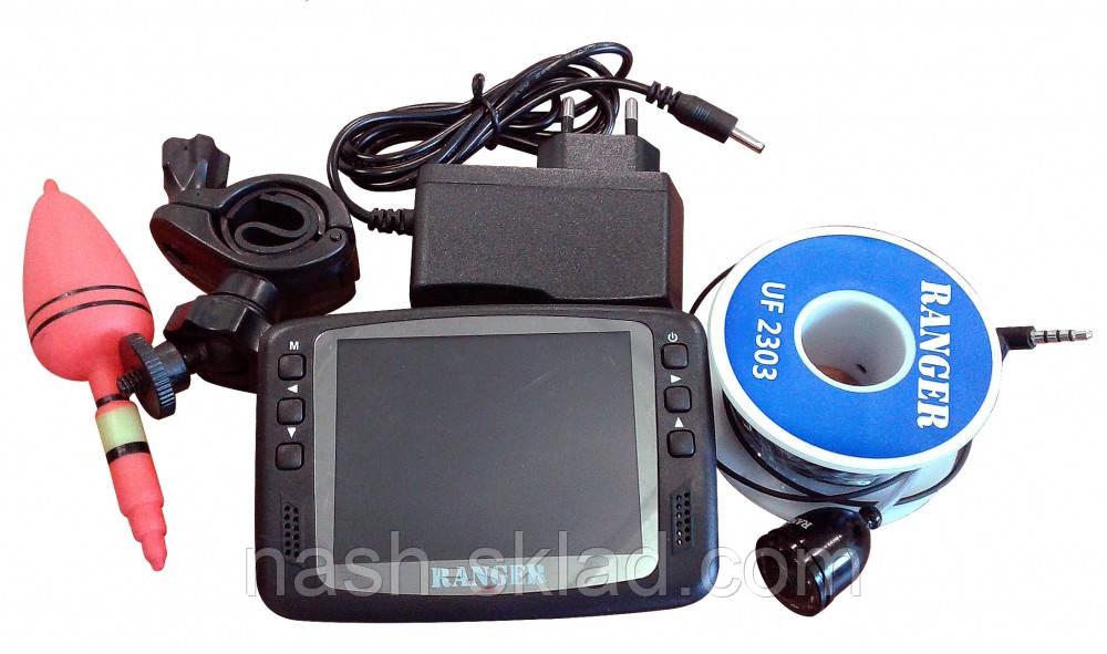 Відеокамера для підводної риболовлі UF 2303 Ranger