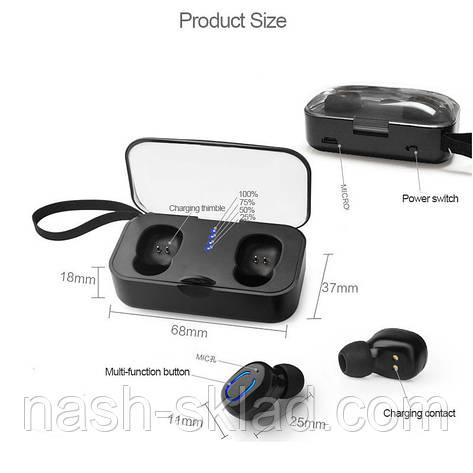 Беспроводные наушники Air Twins T18s Bluetooth, фото 2