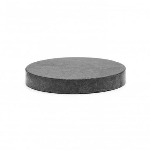 Ферритовый магнит D20 х h3 мм, диск (сила ~ 70 г)