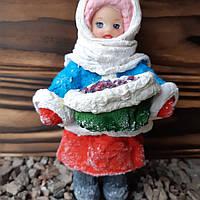 Авторские Новогодние игрушки из ваты