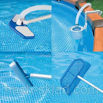 Комплект для чистки бассейна Intex, фото 2