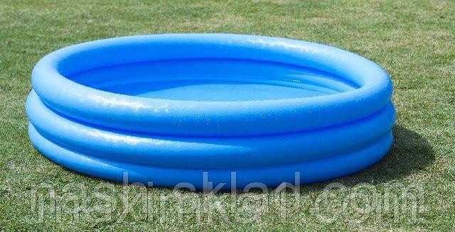 Детский надувной бассейн Intex (114х25)