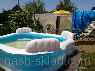 Семейный надувной бассейн в дом Intex, фото 2