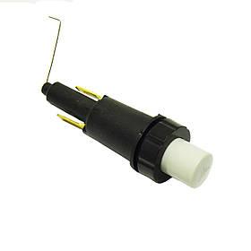 Кнопка пьезоподжига для автоматики газового котла, колонки Bosch, Junkers, Feg М22