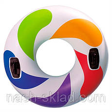 Надувной круг Intex 122 см, фото 2