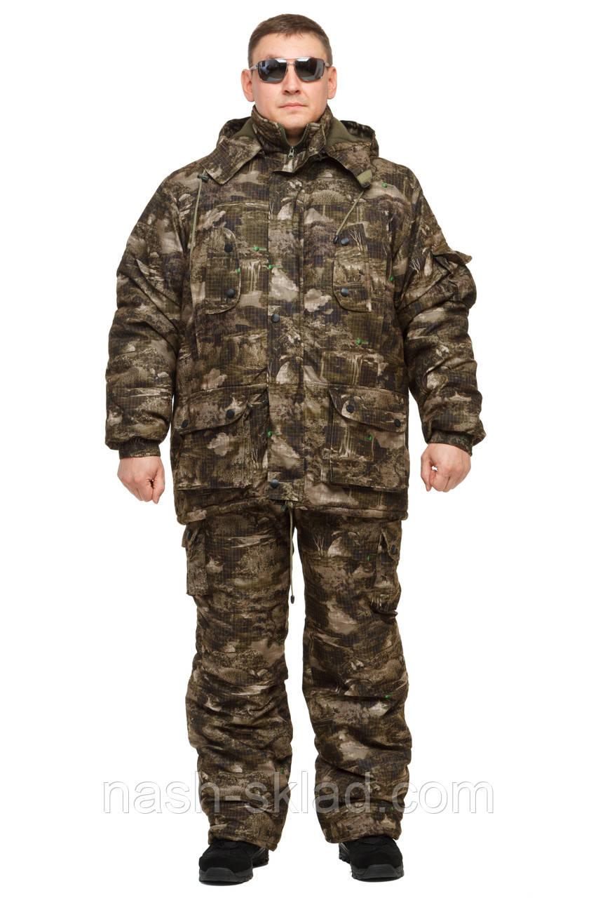 Зимний костюм для рыбалки и охоты Карпаты