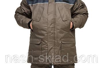 Зимний костюм Таслан, супер качество, фото 2