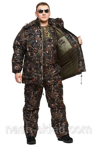 Зимний костюм для охоты и рыбалки Лес, фото 2