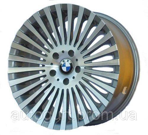 BMW P1156 8x18 5x120 ET 15 Dia 74 (MGM)
