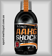 BioTech AAKG Shock Extreme 500 мл.