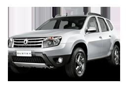 Килимок в багажник для Renault (Рено) Duster 1 2009-2018
