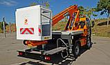 Специальный грузовой автомобиль AUSA M350H автовышка, фото 4