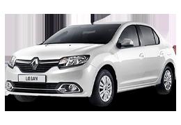 Килимок в багажник для Renault (Рено) Logan Sedan 2 2012-2016+