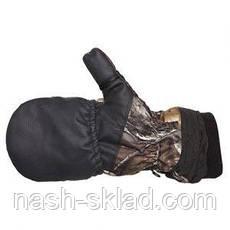 Перчатки зимние для охоты и туризма, варежки на рыбалку, Norfin супер качество, фото 2