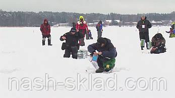 Перчатки зимние для охоты и туризма, варежки на рыбалку, Norfin супер качество, фото 3