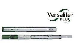 Направляющие полного выдвижения GTV VERSALITE PLUS с доводчиком 45мм L=550 (PK-L-H45-550)
