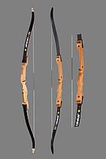 Традиционный лук Jandao Снежный Барс, оригинал, по качеству супер, в наличии в двух цветах, фото 2