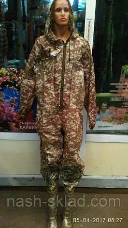 Рыбацкий комбинезон производство  Беларусь Камуфляж, размер 41-47, материал ПВХ, фото 2
