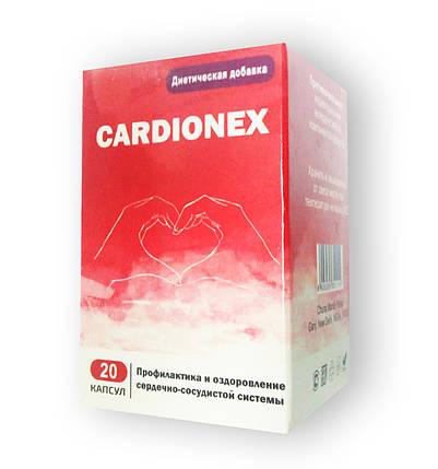 Cardionex - Капсулы от гипертонии (Кардионекс), фото 2