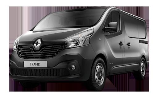 Килимок в багажник для Renault (Рено) Trafic 3 2014+
