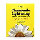 Осветляющая Гидрогелевая Маска Petitfee Chamomile Lightening Hydrogel Face Mask, фото 2