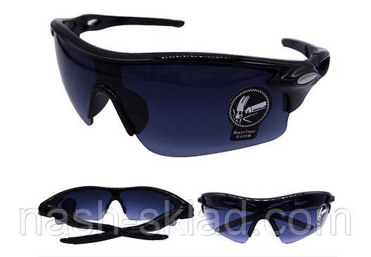 👓 Защитные очки антифары ,  черный меркурий, фото 2