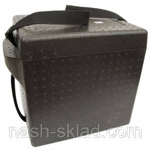 Пінопластовий Ящик для риболовлі 25 літрів, термобокси для туризму, фото 2