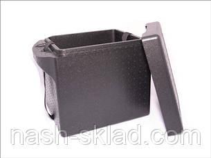 Пінопластовий Ящик для риболовлі 25 літрів, термобокси для туризму, фото 3
