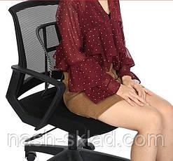 🏌♂ Спинка-подушка с массажером на сиденье, фото 2