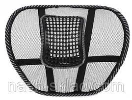 🏌♂ Спинка-подушка с массажером на сиденье, фото 3