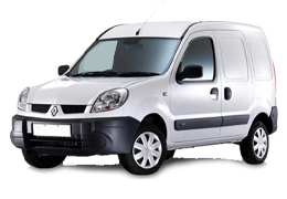 Килимок в багажник для Renault (Рено) Kangoo 1 1997-2008