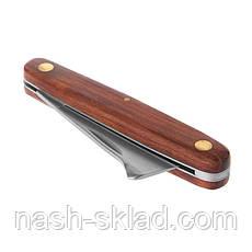 Нож садовый прививочный , фото 3
