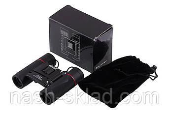 Бинокль 10х22 Bassell - это модель Порро-бинокля компактного формата, фото 3