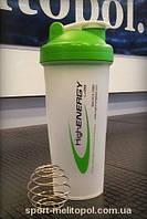 High Energy Labs Blender Bottle 600 мл С пружиной из хирургической стали