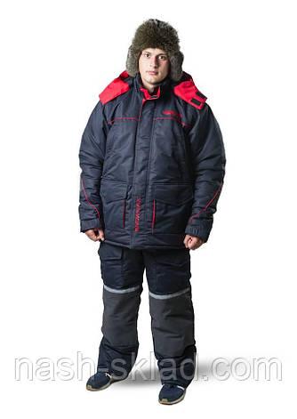 Зимний костюм Snowmaх удобен для рыбалки и охотников, фото 2