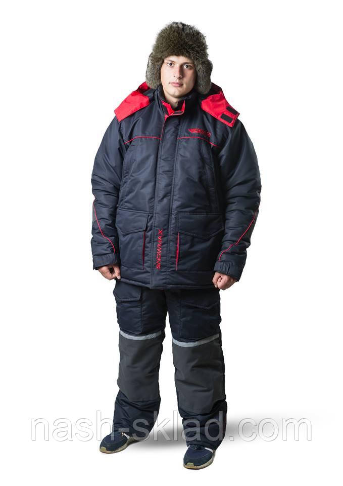 Зимний костюм Snowmaх удобен для рыбалки и охотников