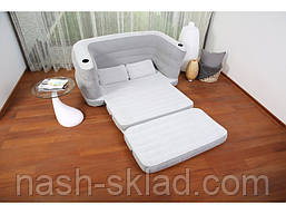 Надувной велюр-диван , фото 2