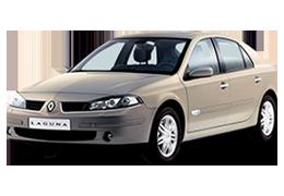 Килимок в багажник для Renault (Рено) Laguna 2 2001-2007