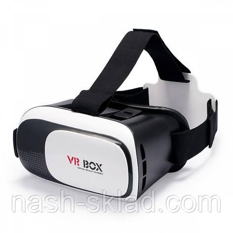 3D ОЧКИ ВИРТУАЛЬНОЙ РЕАЛЬНОСТИ VR BOX 2.0, фото 2