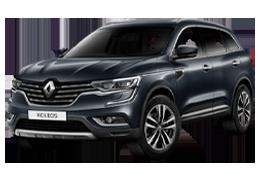 Килимок в багажник для Renault (Рено) Koleos 2 2016+