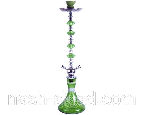 Кальян на две персоны Narcil Зеленый, фото 2