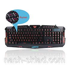 Клавиатура для игр Keyboard М-200, фото 3