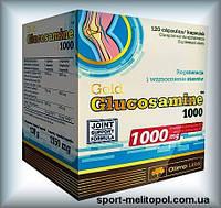 Olimp GOLD GLUCOSAMINE 1000 + Витамин С 120 капс.