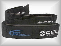 Bodybuilding.com Neoprene Padded Pro Lifting Straps - Ремни для тяги.